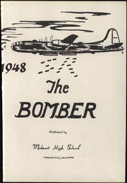 Page 7, 1948 Edition, Midwest City High School - Bomber Yearbook (Midwest City, OK) online yearbook collection