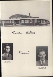 Page 9, 1948 Edition, Midwest City High School - Bomber Yearbook (Midwest City, OK) online yearbook collection