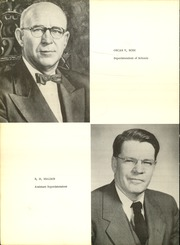 Page 10, 1956 Edition, Midwest City High School - Bomber Yearbook (Midwest City, OK) online yearbook collection