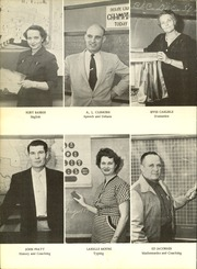 Page 14, 1956 Edition, Midwest City High School - Bomber Yearbook (Midwest City, OK) online yearbook collection