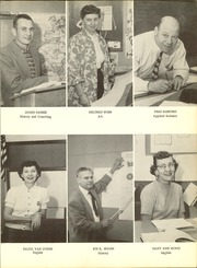 Page 15, 1956 Edition, Midwest City High School - Bomber Yearbook (Midwest City, OK) online yearbook collection