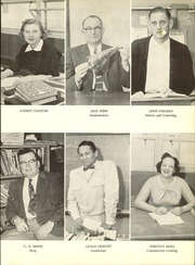 Page 17, 1956 Edition, Midwest City High School - Bomber Yearbook (Midwest City, OK) online yearbook collection