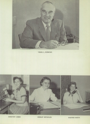 Page 11, 1958 Edition, Midwest City High School - Bomber Yearbook (Midwest City, OK) online yearbook collection