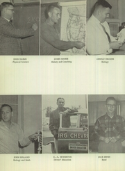Page 16, 1958 Edition, Midwest City High School - Bomber Yearbook (Midwest City, OK) online yearbook collection