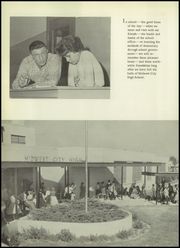 Page 14, 1960 Edition, Midwest City High School - Bomber Yearbook (Midwest City, OK) online yearbook collection
