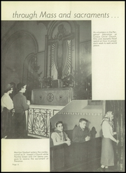 Page 10, 1952 Edition, Bishop McGuinness High School - Chi Rho Yearbook (Oklahoma City, OK) online yearbook collection