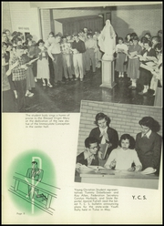 Page 12, 1952 Edition, Bishop McGuinness High School - Chi Rho Yearbook (Oklahoma City, OK) online yearbook collection