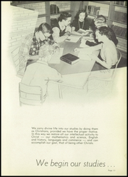 Page 15, 1952 Edition, Bishop McGuinness High School - Chi Rho Yearbook (Oklahoma City, OK) online yearbook collection