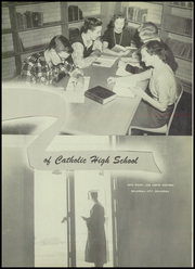 Page 7, 1952 Edition, Bishop McGuinness High School - Chi Rho Yearbook (Oklahoma City, OK) online yearbook collection