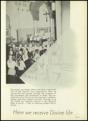 Page 9, 1952 Edition, Bishop McGuinness High School - Chi Rho Yearbook (Oklahoma City, OK) online yearbook collection