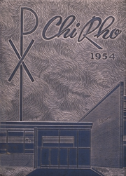 1954 Edition, Bishop McGuinness High School - Chi Rho Yearbook (Oklahoma City, OK)