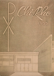 1955 Edition, Bishop McGuinness High School - Chi Rho Yearbook (Oklahoma City, OK)