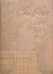 1957 Edition, Bishop McGuinness High School - Chi Rho Yearbook (Oklahoma City, OK)
