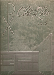 Page 1, 1958 Edition, Bishop McGuinness High School - Chi Rho Yearbook (Oklahoma City, OK) online yearbook collection