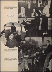 Page 17, 1958 Edition, Bishop McGuinness High School - Chi Rho Yearbook (Oklahoma City, OK) online yearbook collection