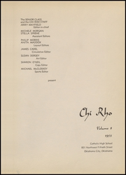 Page 5, 1958 Edition, Bishop McGuinness High School - Chi Rho Yearbook (Oklahoma City, OK) online yearbook collection