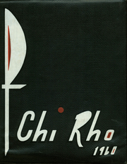 1960 Edition, Bishop McGuinness High School - Chi Rho Yearbook (Oklahoma City, OK)
