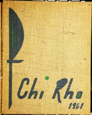 1961 Edition, Bishop McGuinness High School - Chi Rho Yearbook (Oklahoma City, OK)