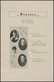Page 14, 1916 Edition, McAlester High School - Dancing Rabbit Yearbook (McAlester, OK) online yearbook collection