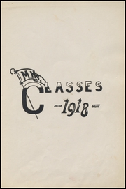 Page 17, 1918 Edition, McAlester High School - Dancing Rabbit Yearbook (McAlester, OK) online yearbook collection