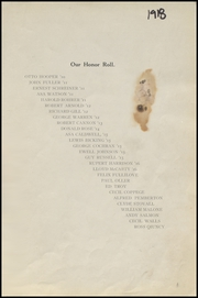 Page 3, 1918 Edition, McAlester High School - Dancing Rabbit Yearbook (McAlester, OK) online yearbook collection