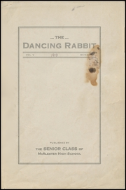 Page 9, 1918 Edition, McAlester High School - Dancing Rabbit Yearbook (McAlester, OK) online yearbook collection