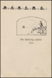 Page 7, 1928 Edition, McAlester High School - Dancing Rabbit Yearbook (McAlester, OK) online yearbook collection