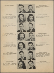 Page 16, 1949 Edition, McAlester High School - Dancing Rabbit Yearbook (McAlester, OK) online yearbook collection