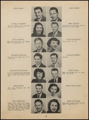 Page 17, 1949 Edition, McAlester High School - Dancing Rabbit Yearbook (McAlester, OK) online yearbook collection