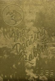 Page 1, 1953 Edition, McAlester High School - Dancing Rabbit Yearbook (McAlester, OK) online yearbook collection