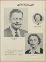 Page 11, 1953 Edition, McAlester High School - Dancing Rabbit Yearbook (McAlester, OK) online yearbook collection