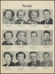 Page 12, 1953 Edition, McAlester High School - Dancing Rabbit Yearbook (McAlester, OK) online yearbook collection
