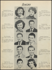 Page 14, 1953 Edition, McAlester High School - Dancing Rabbit Yearbook (McAlester, OK) online yearbook collection