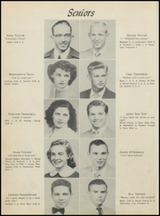 Page 16, 1953 Edition, McAlester High School - Dancing Rabbit Yearbook (McAlester, OK) online yearbook collection