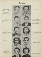 Page 17, 1953 Edition, McAlester High School - Dancing Rabbit Yearbook (McAlester, OK) online yearbook collection