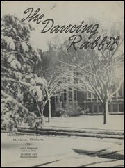 Page 5, 1953 Edition, McAlester High School - Dancing Rabbit Yearbook (McAlester, OK) online yearbook collection