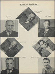 Page 9, 1953 Edition, McAlester High School - Dancing Rabbit Yearbook (McAlester, OK) online yearbook collection