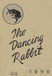 McAlester High School - Dancing Rabbit Yearbook (McAlester, OK) online yearbook collection, 1956 Edition, Page 1