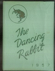 Page 1, 1957 Edition, McAlester High School - Dancing Rabbit Yearbook (McAlester, OK) online yearbook collection