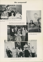 Page 11, 1957 Edition, McAlester High School - Dancing Rabbit Yearbook (McAlester, OK) online yearbook collection