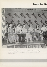 Page 14, 1957 Edition, McAlester High School - Dancing Rabbit Yearbook (McAlester, OK) online yearbook collection