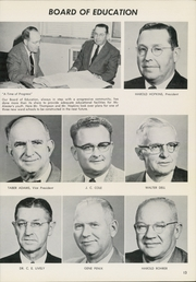 Page 17, 1957 Edition, McAlester High School - Dancing Rabbit Yearbook (McAlester, OK) online yearbook collection