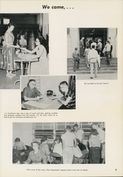 Page 9, 1957 Edition, McAlester High School - Dancing Rabbit Yearbook (McAlester, OK) online yearbook collection