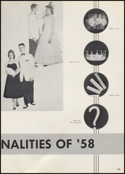Page 113, 1958 Edition, McAlester High School - Dancing Rabbit Yearbook (McAlester, OK) online yearbook collection
