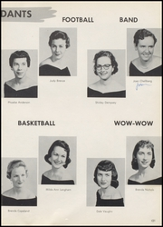 Page 125, 1958 Edition, McAlester High School - Dancing Rabbit Yearbook (McAlester, OK) online yearbook collection