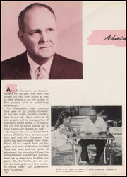 Page 14, 1958 Edition, McAlester High School - Dancing Rabbit Yearbook (McAlester, OK) online yearbook collection