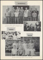 Page 182, 1958 Edition, McAlester High School - Dancing Rabbit Yearbook (McAlester, OK) online yearbook collection