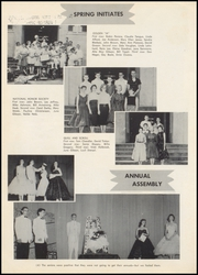 Page 184, 1958 Edition, McAlester High School - Dancing Rabbit Yearbook (McAlester, OK) online yearbook collection