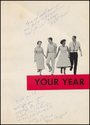 Page 5, 1958 Edition, McAlester High School - Dancing Rabbit Yearbook (McAlester, OK) online yearbook collection