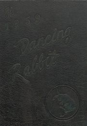 McAlester High School - Dancing Rabbit Yearbook (McAlester, OK) online yearbook collection, 1959 Edition, Page 1